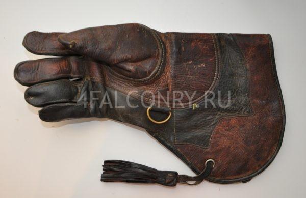 БУ перчатка для соколиной охоты