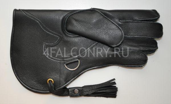 Короткая перчатка для соколиной охоты