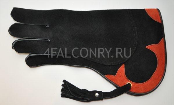 Подарочная перчатка для хищных птиц