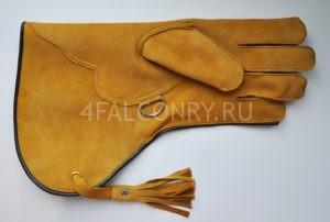 Мягкая перчатка для соколиной охоты