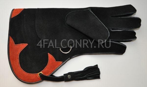 Парадная перчатка для сокола